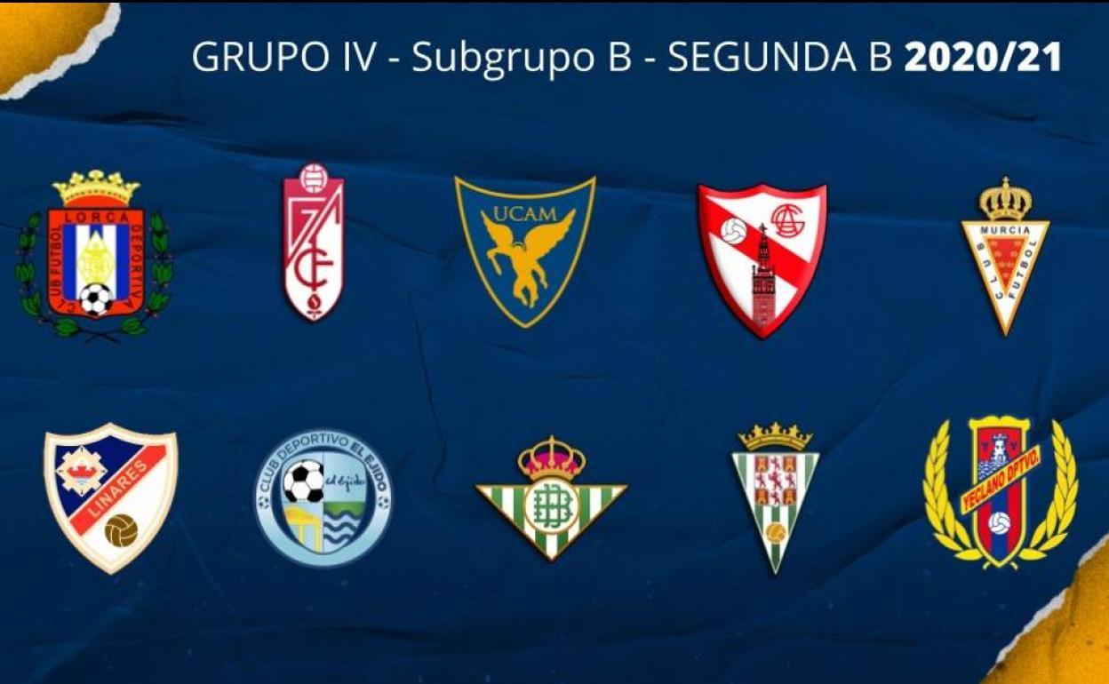 Segunda B Group 4- Group B