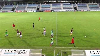 Tropezon team in the Tercera Division