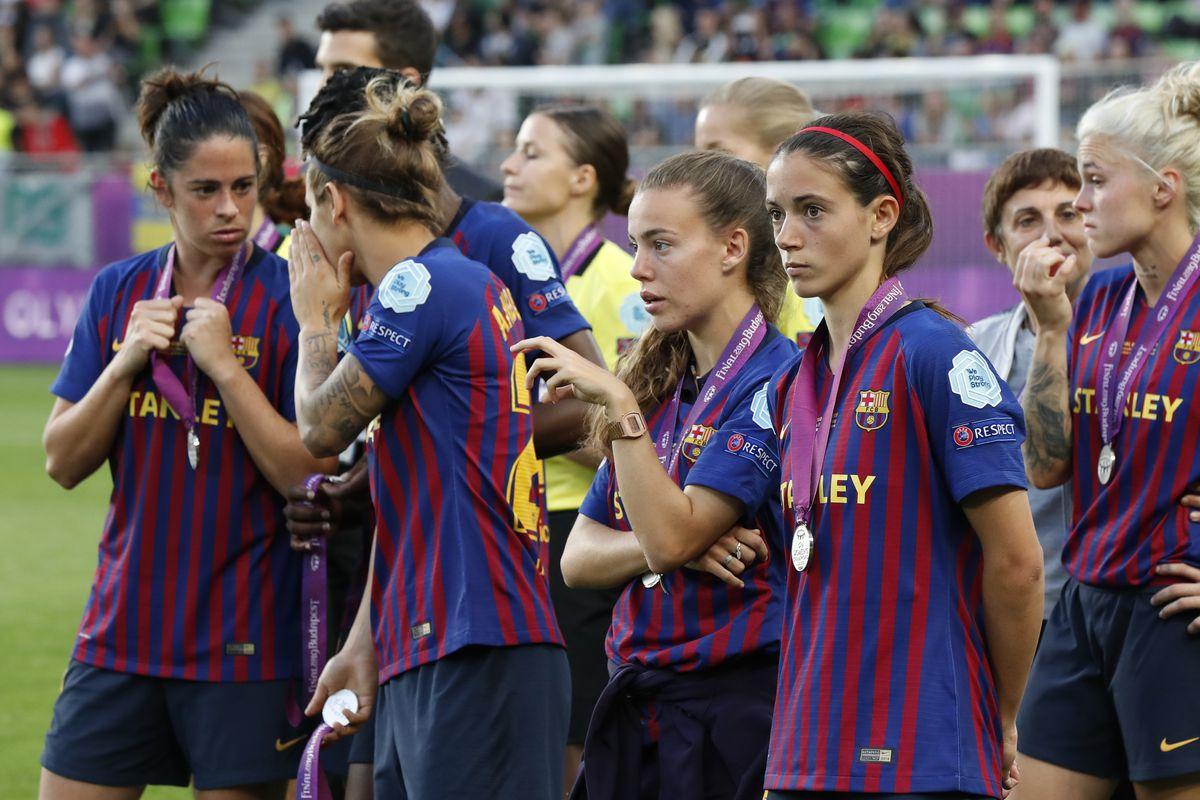 Barcelona FC- Primera Division Women