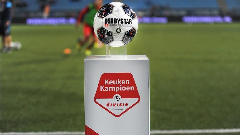 Eerste Divisie Football