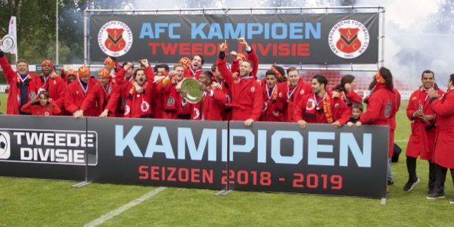 Tweede Divisie- Champions AFC