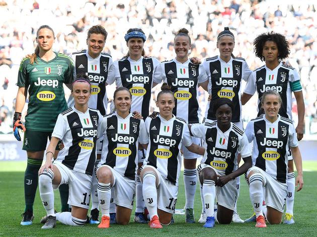 Serie A Women - Juventus team