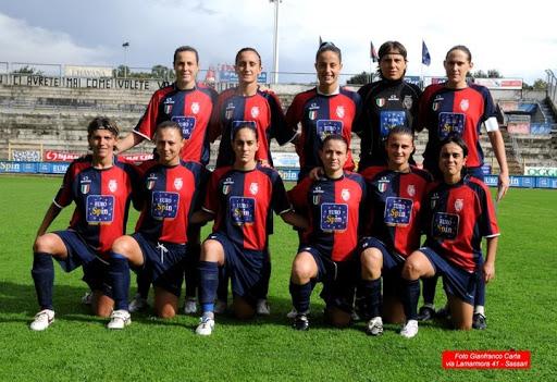Serie A Women - Torres team