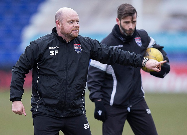 Steven Ferguson and Stuart Kettlewell