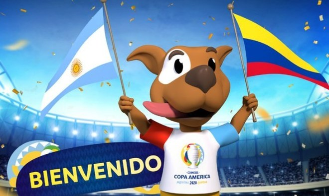 Copa America 2021 Mascot