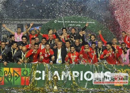 Egypt win AFCON 2019