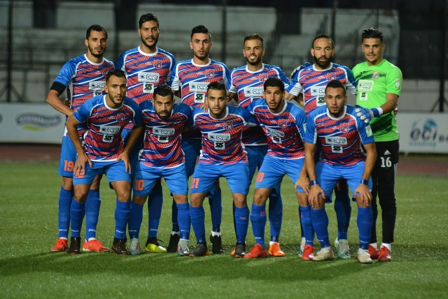 Algeria Division 2 winners- Olympique de Médéa