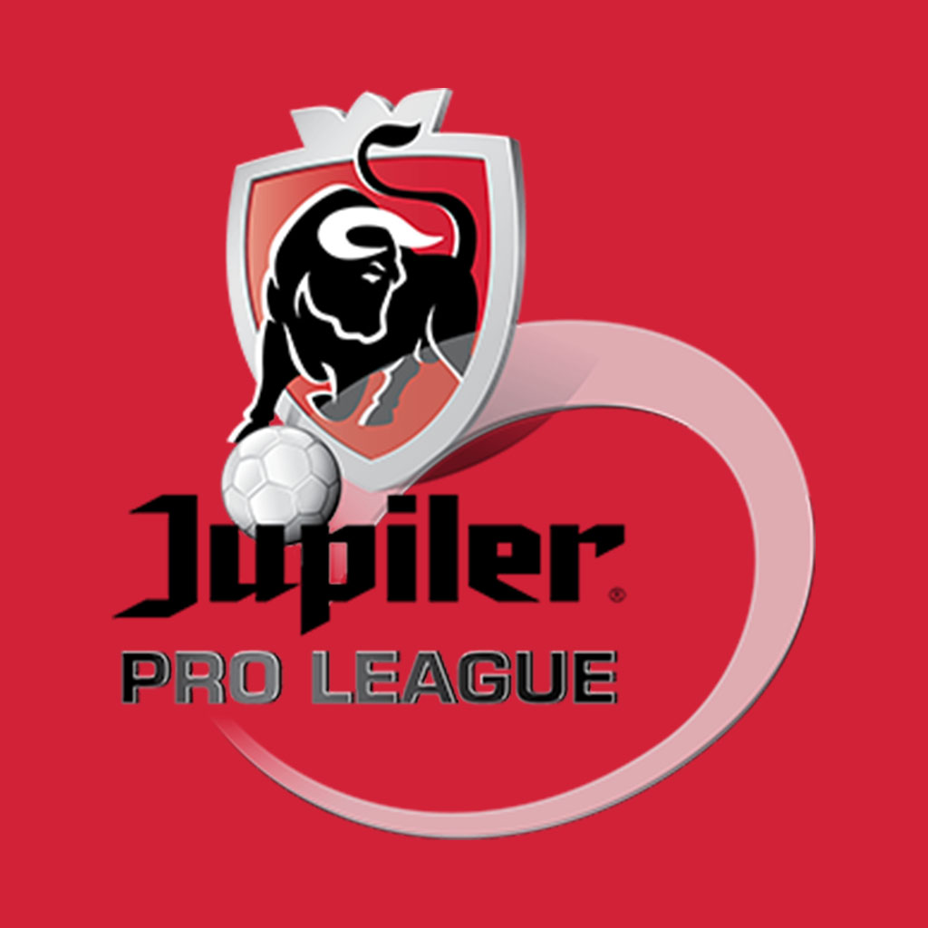 Belgian First Division A logo