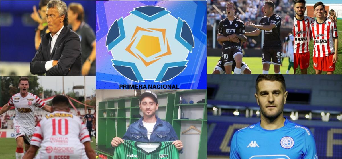 Argentina Nacional B moments