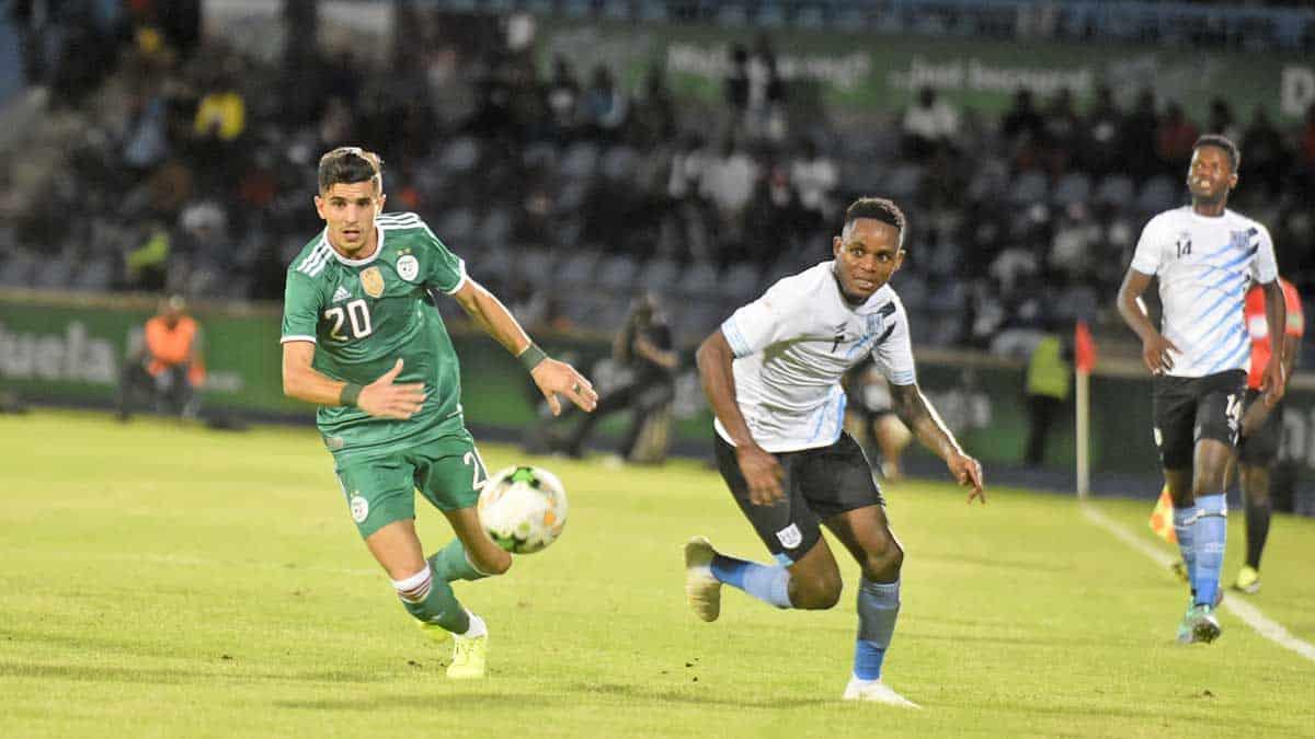 Botswana Premier League moment