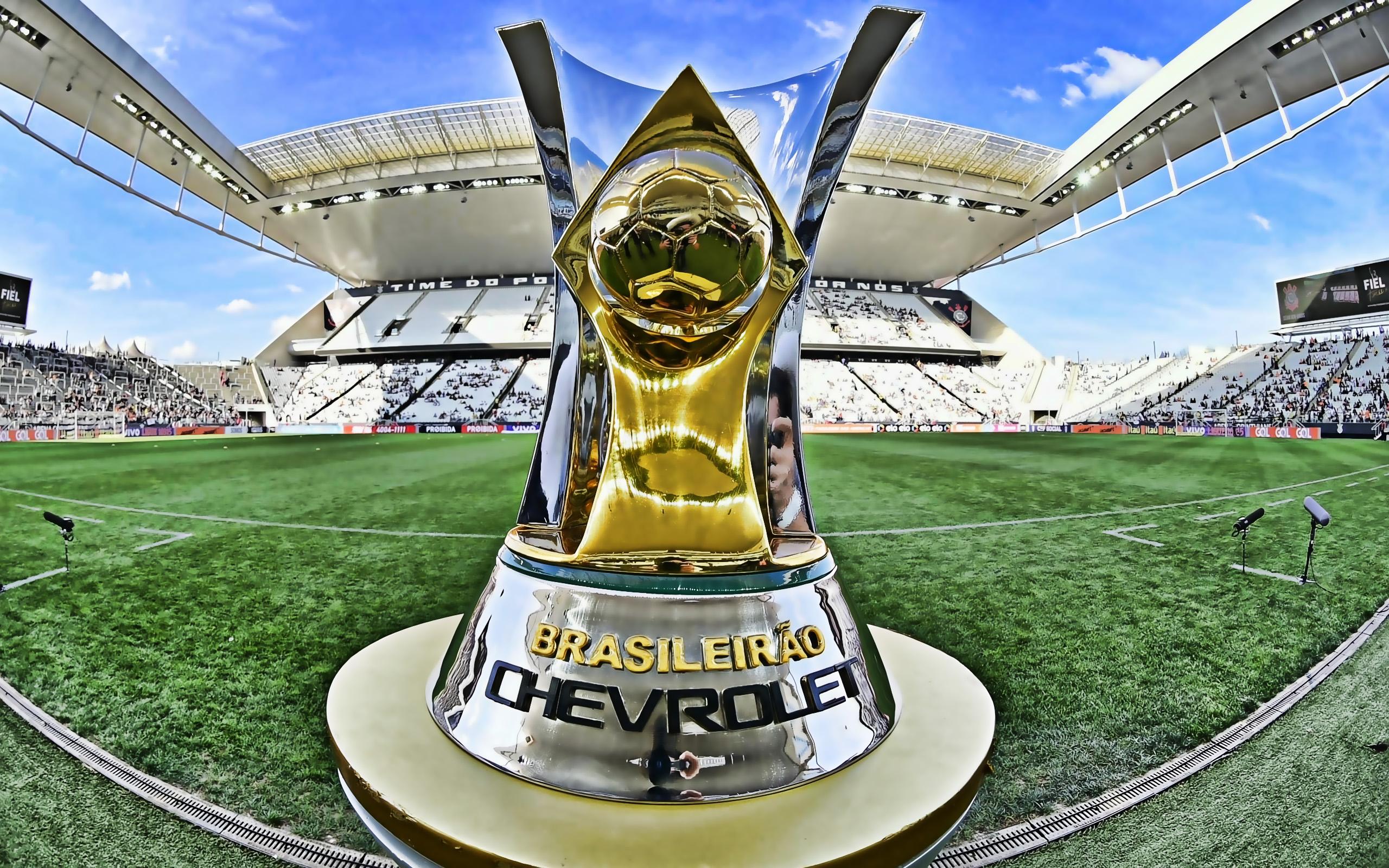 Brazilian Serie A trophy