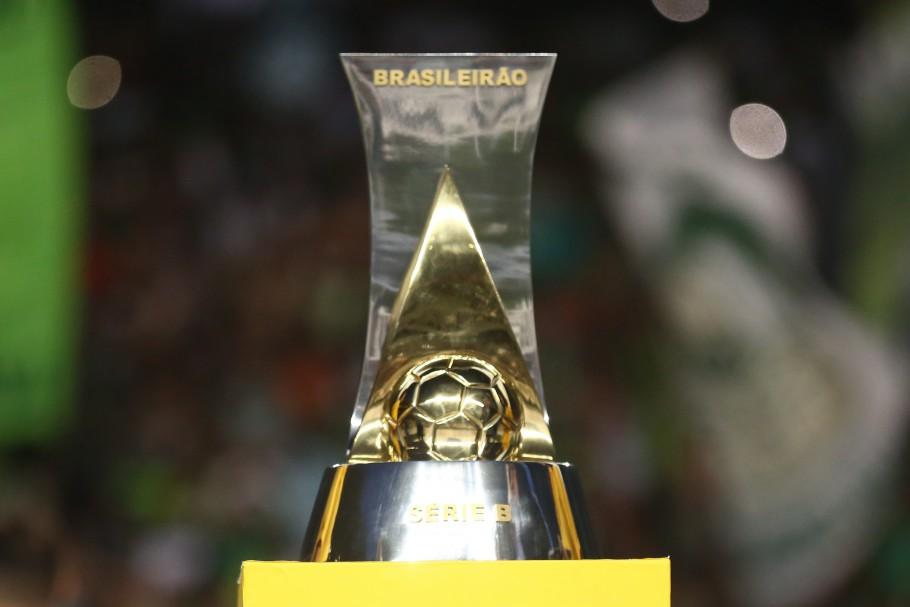 Brazilian Serie B trophy