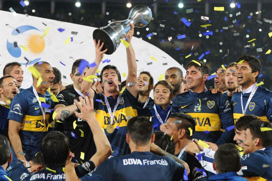 Boca Juniors win 2015 Copa Argentina
