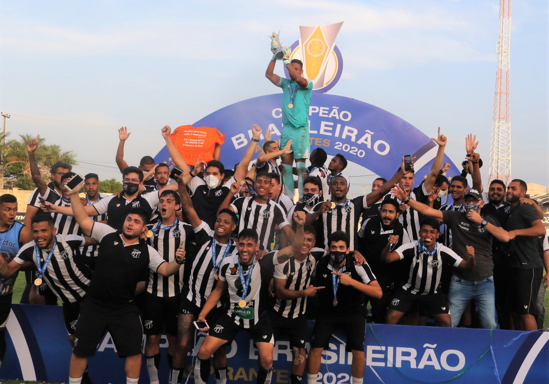Ceara won the Campeonato de Aspirantes 2020