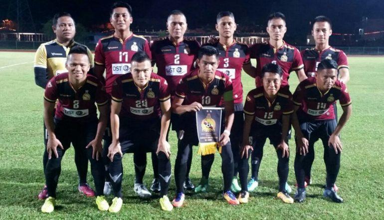 MS ABDB- the top of Brunei Super League