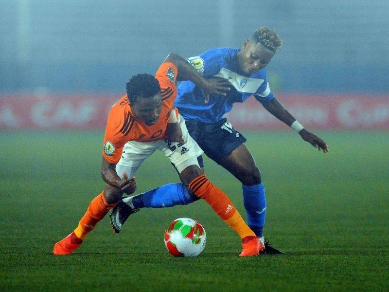 CAF Confederation Cup moment