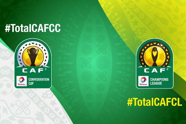 CAF Champions League and CAF Confederation Cup