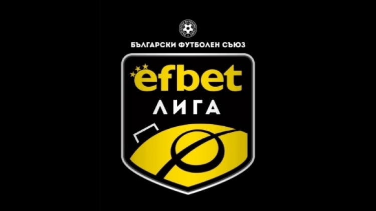 First Professional Football League Bulgaria logo