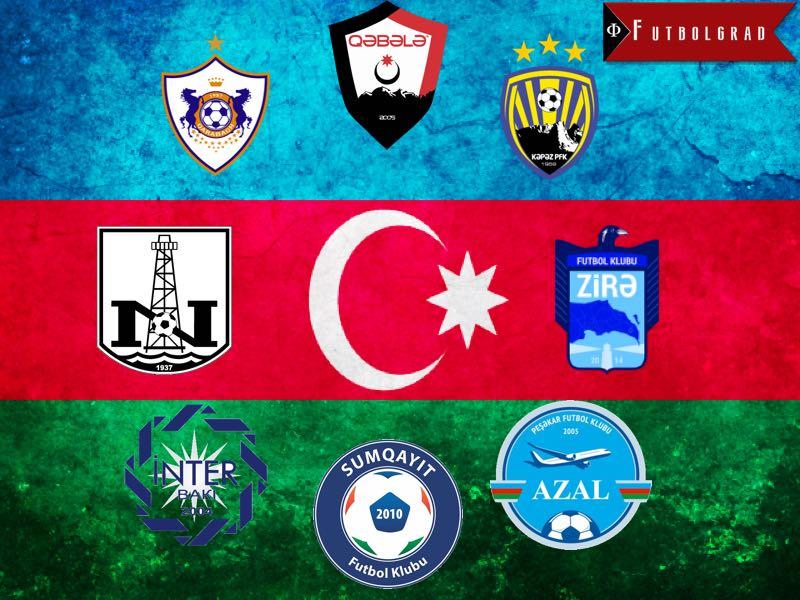 8 teams in the 2016-17 Azerbaijan Premier League