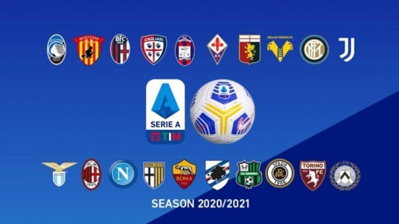 2020-21 Serie A teams