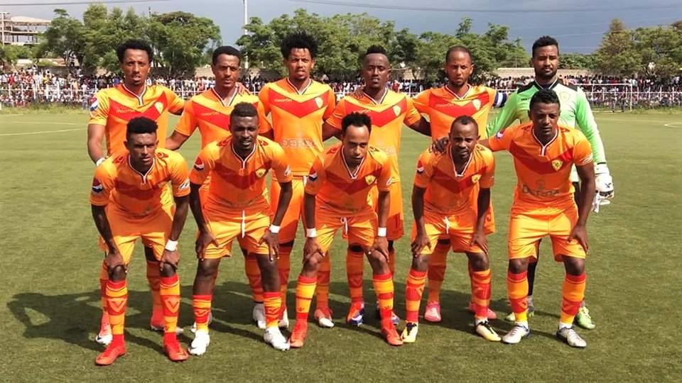 Saint George FC the best team in Ethiopian Premier League