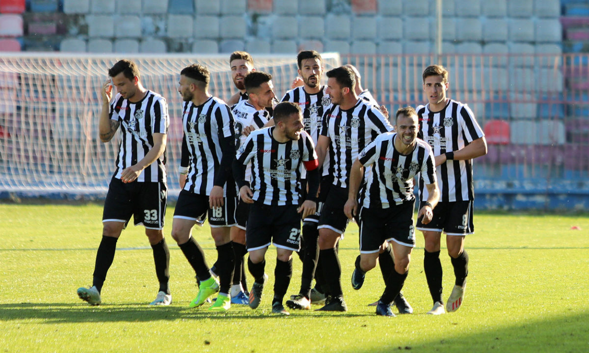 Trikala are the champions of the 2019-20 Football League